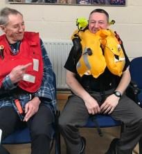 RYA MCA Sea Survival Lifejackets