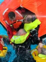 RYA Sea Survival Life Raft Training