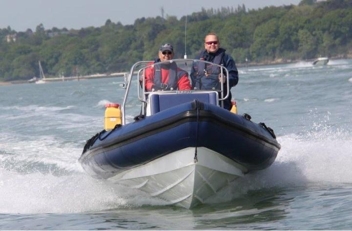 RYA-Powerboat-Training