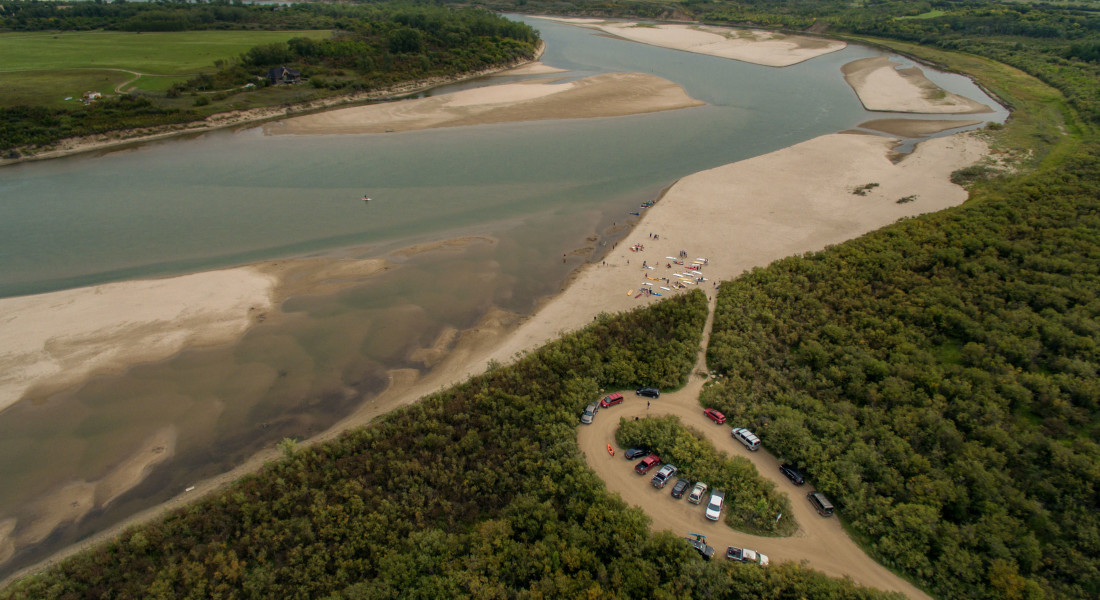 Image result for fred heal beach saskatoon