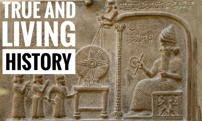 True and Living History. ChiefYuya.com