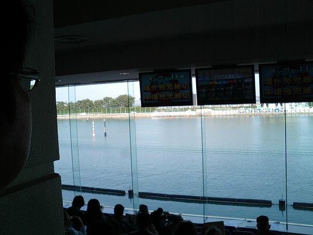 きれいな場所だからデートにも使えるボートレース浜名湖。