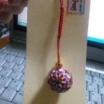 尾山神社の側の加賀てまり屋さんでお土産を買う!