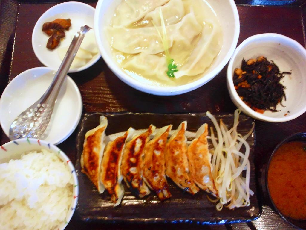 浜太郎餃子