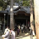 2013年豊川稲荷の初詣は去年よりも人数UP!これもB1効果?