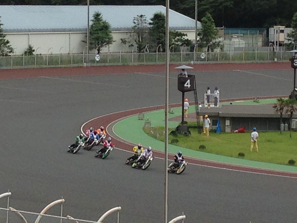 浜松オートレースシーン