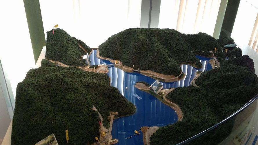 節水呼びかけ対策!ナゴヤドーム7杯分の大島ダム。宇連ダムは17杯