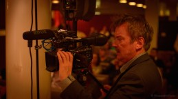 François Darleguy (codirector del filme). Photo by Alessandro Pucci