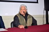"""Alberto Quintanilla – Pintor y escultor – Autor de """"El Perro enamorado de la Luna"""" – personaje del filme"""