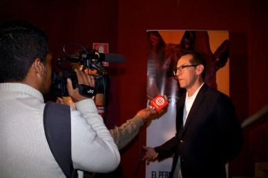 Pedro Santiago Allemant – Director del filme