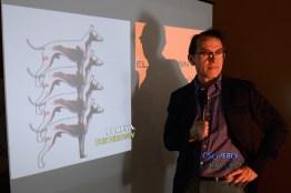 Pedro Santiago Allemant -réalisateur du film. Photo by Mauricio Alvarez