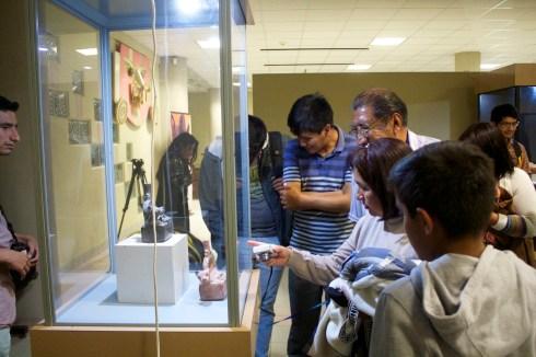 Exposición sobre el Perro sin pelo del Perú - Museo Nacional Sicán - Ferreñeñafe. By Favio Jordi Martínez Nuntón - appp/adpp ©2018