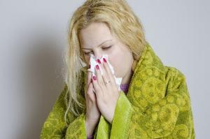 梅雨の鼻炎