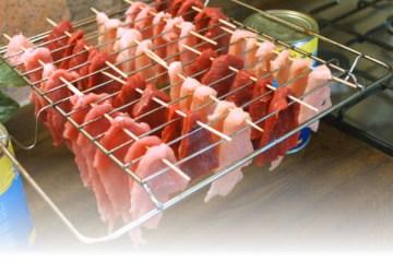 Friandises viande sechee