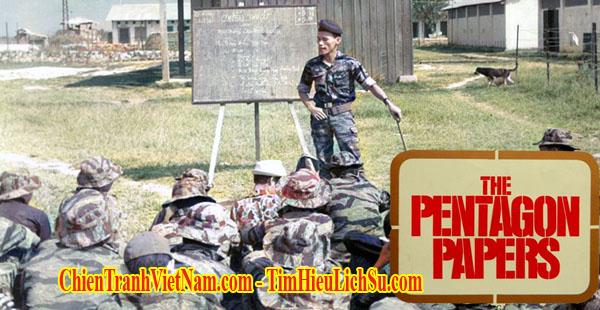 Hồ sơ mật Lầu Năm Góc về chiến tranh Việt Nam : Lực lượng dân sự chiến đấu hay Biệt Động Quân Biên Phòng - The Pentagon Papers about Vietnam war : ARVN CIDG