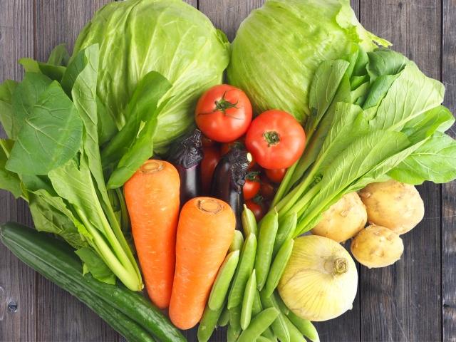 鉄分 ビタミンC 野菜