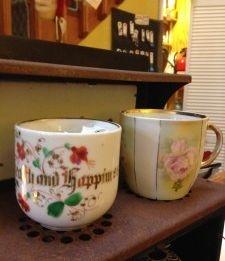antique mustache cups