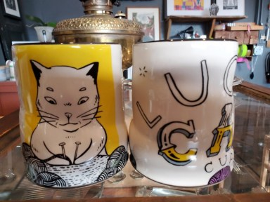 Lucky Cups made in Washington by Cary Lane for sale