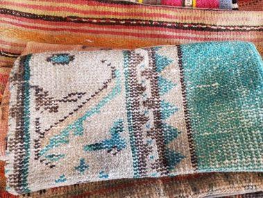 hand made vintage kilim pillow