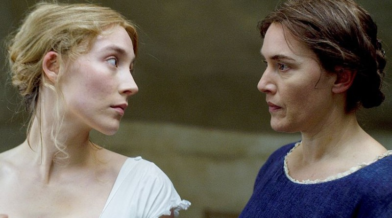 Ammonite: Kate Winslet e Saoirse Ronan raccontano la solitudine di due donne