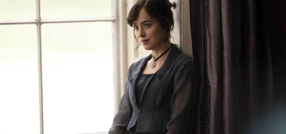 Persuasion con Dakota Johnson arriverà su Netflix ad Aprile