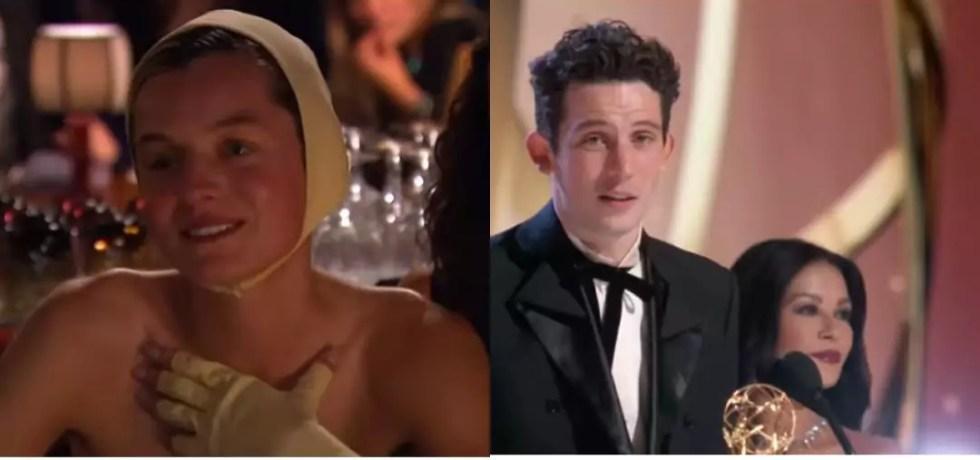 Emmy 2021: Josh O'Connor vince come miglior attore e ringrazia Emma Corrin