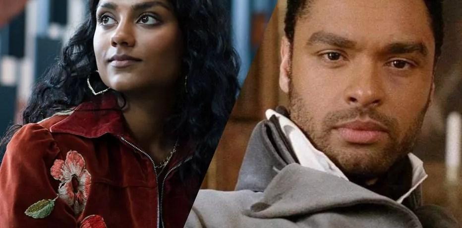 Bridgerton 2: Simone Ashley parla di come Regé-Jean Page e il cast l'hanno accolta