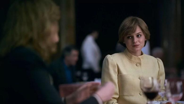 Emma Corrin sarà la protagonista della serie Retreat
