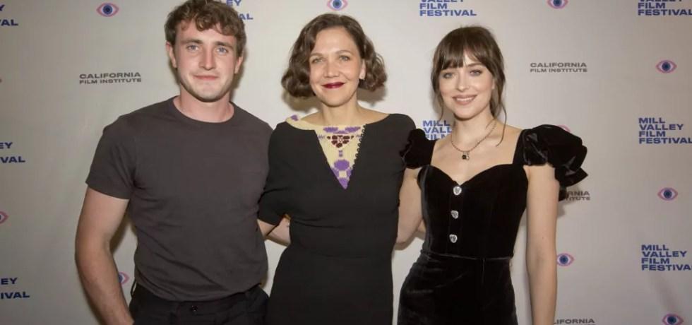 Il cast di The Lost Daughter vince l'Ensemble Award al Mill Valley Film Festival