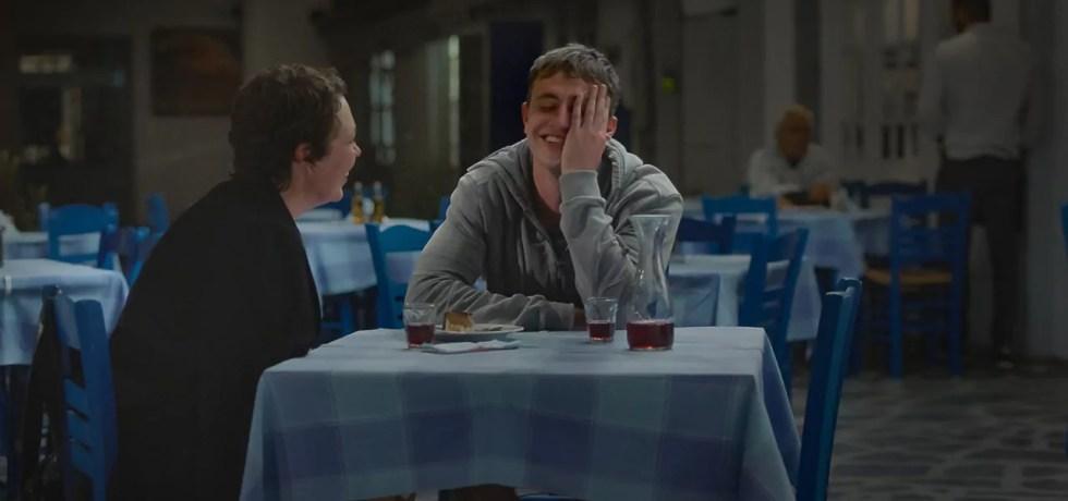 Paul Mescal parla della sua collaborazione con Maggie Gyllenhaal in The Lost Daughter