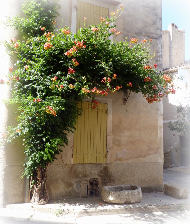 Exposition 2012 à la Tour d'Aigues / Visite de Lourmarin à côté