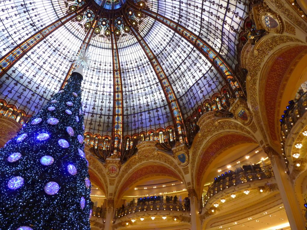 Séjour parisien du 21/12/12 au 25/12/12