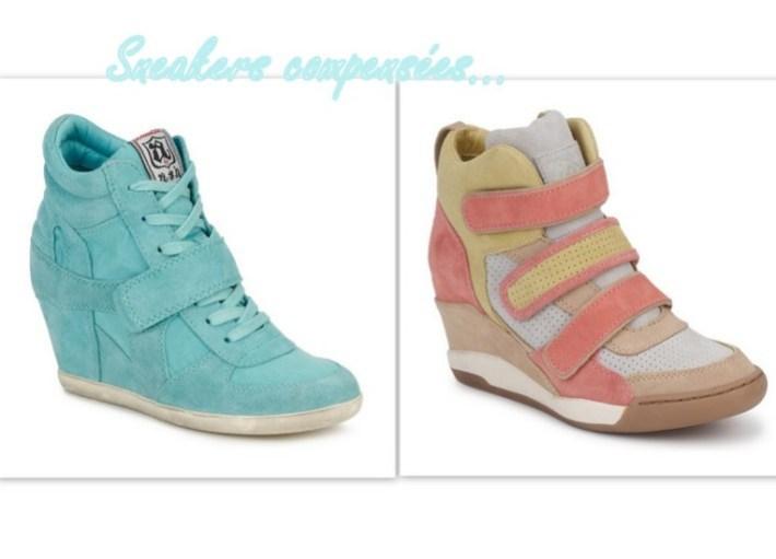 sneakers Spartoo