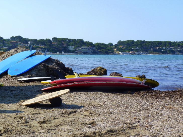 plage-planches-de-surf