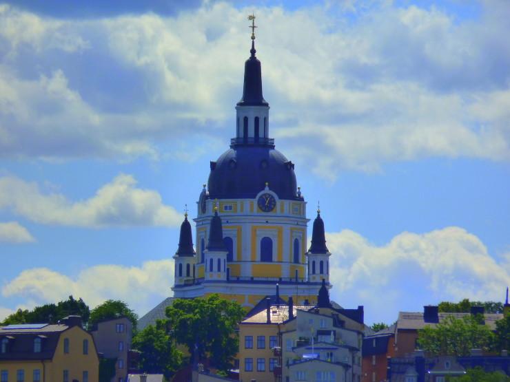 église Katarina Kyrka