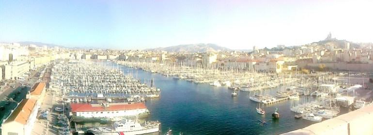 PANO port de Marseille