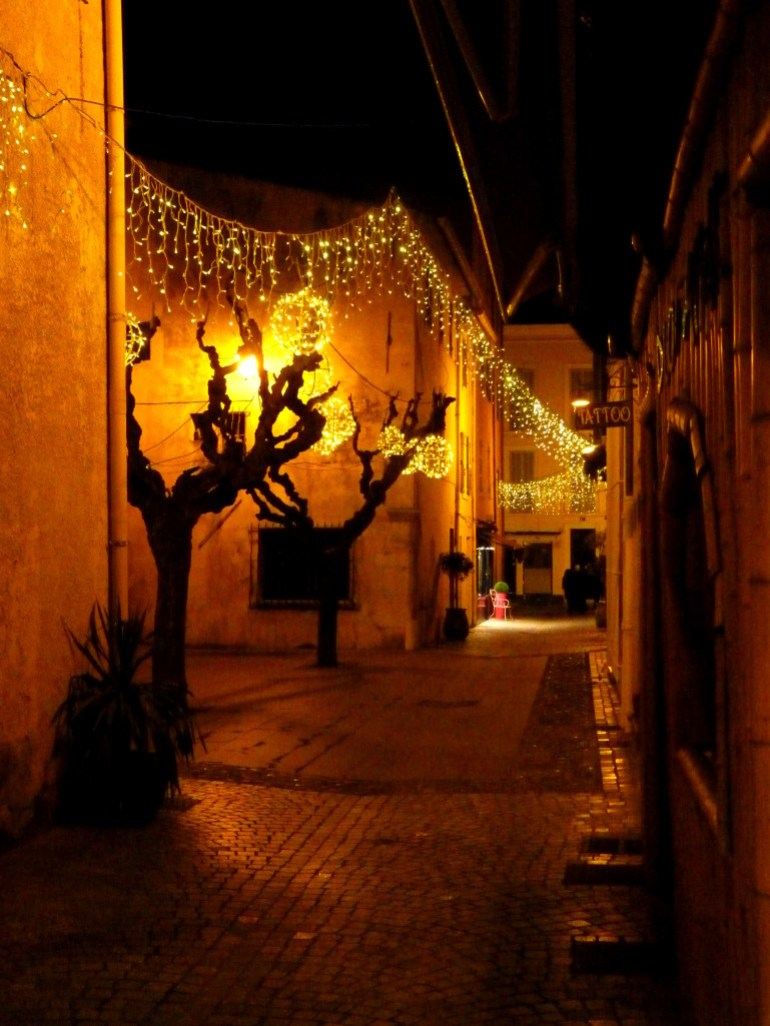 ruelle de Sanary