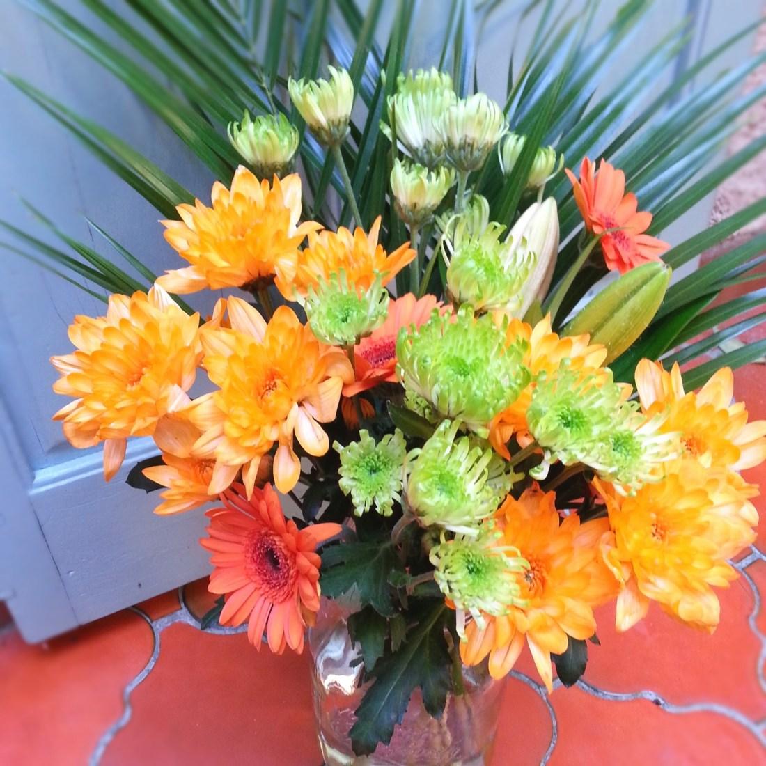 Bouquet de la semaine !