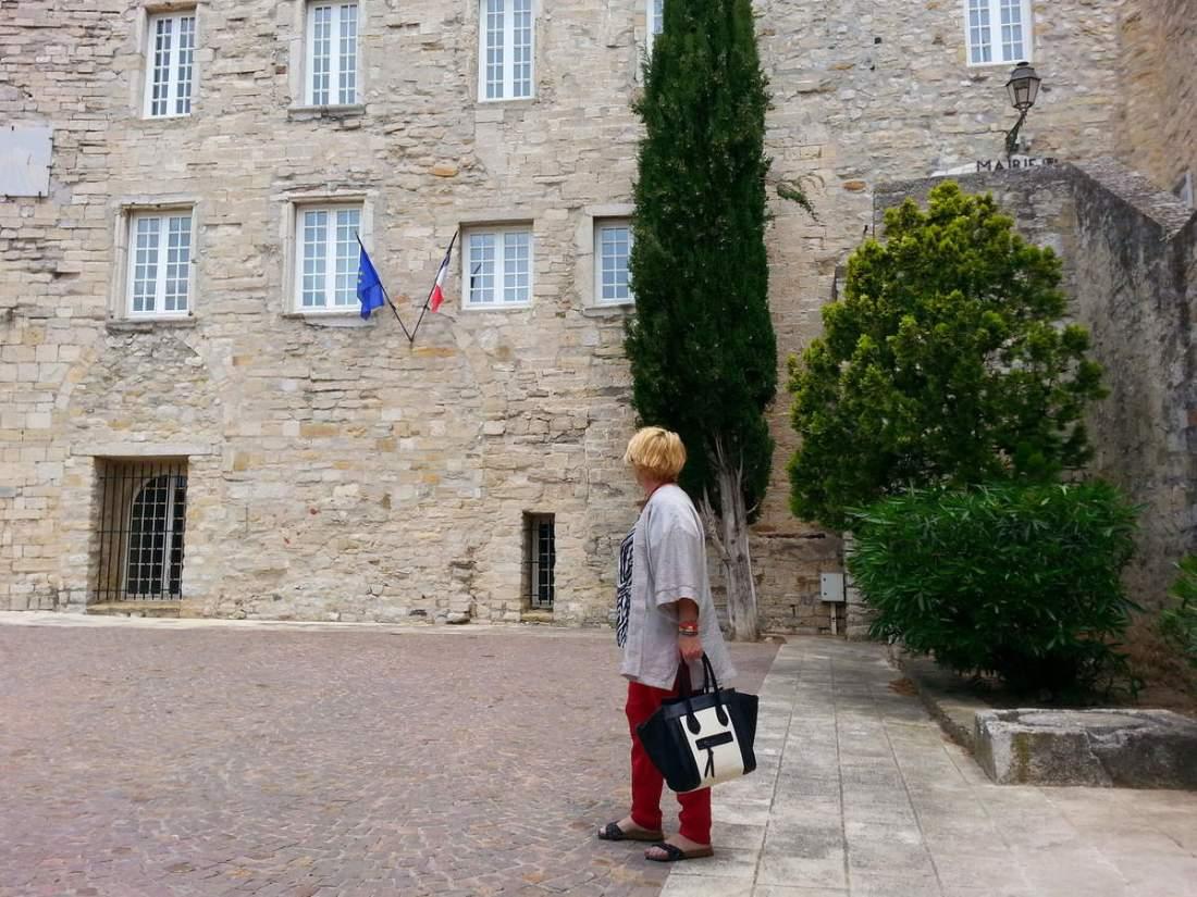 Un jour, un look au Castellet !