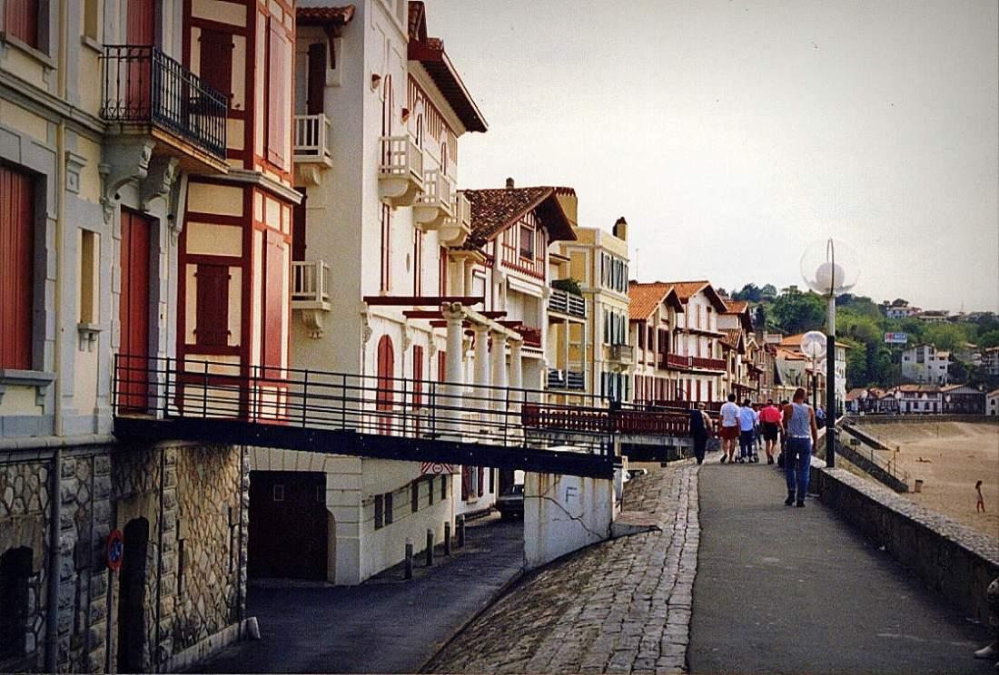 voyage en France- le Pays Basque