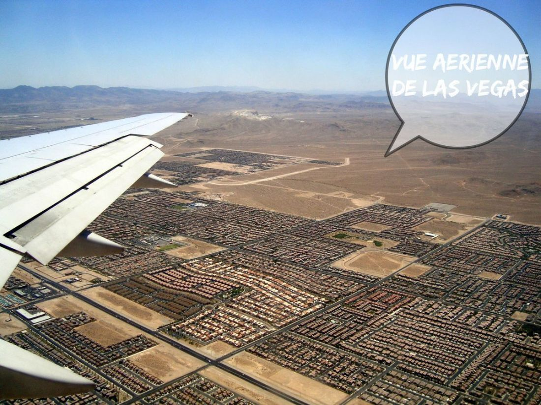 Mon voyage aux Etats-Unis : en route vers Las vegas !