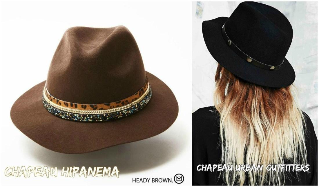 chapeaux bohèmes