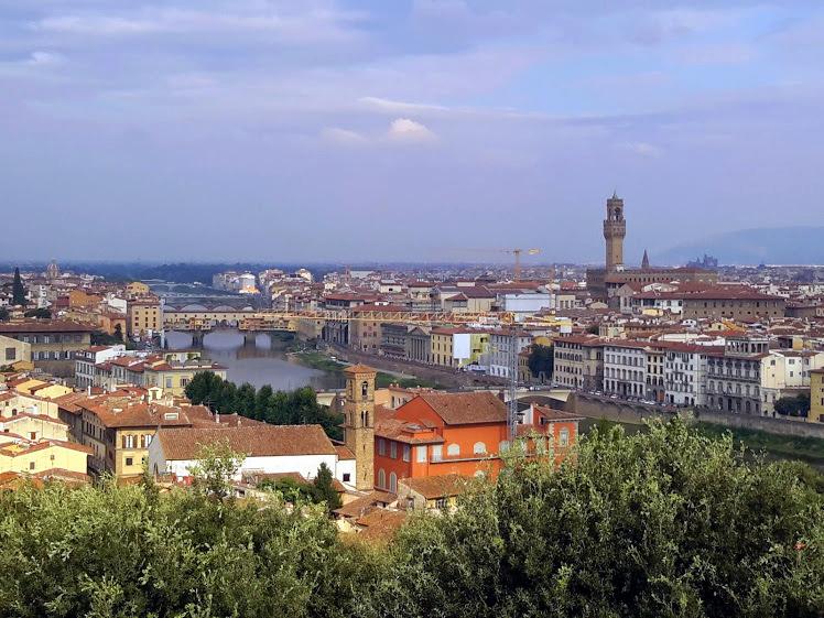 Florence: voyage en Toscane