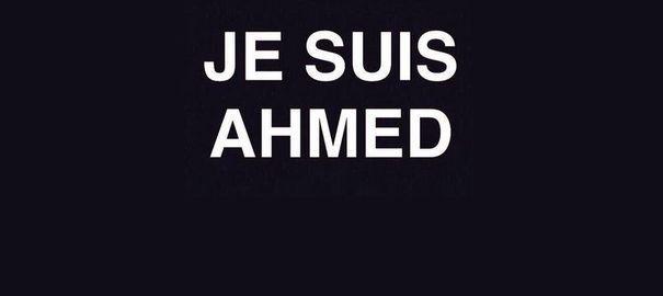 Je suis Ahmed