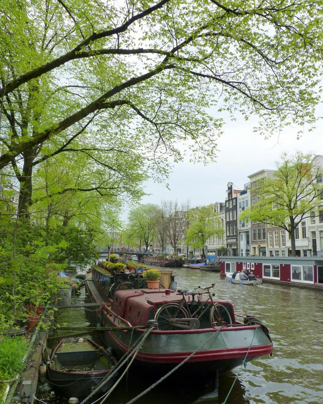 Amsterdam, la hollandaise...