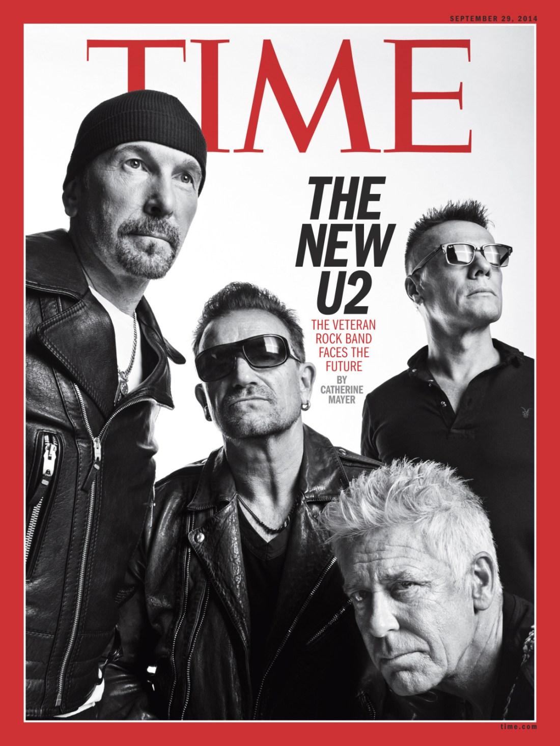 U2 aujourd'hui...