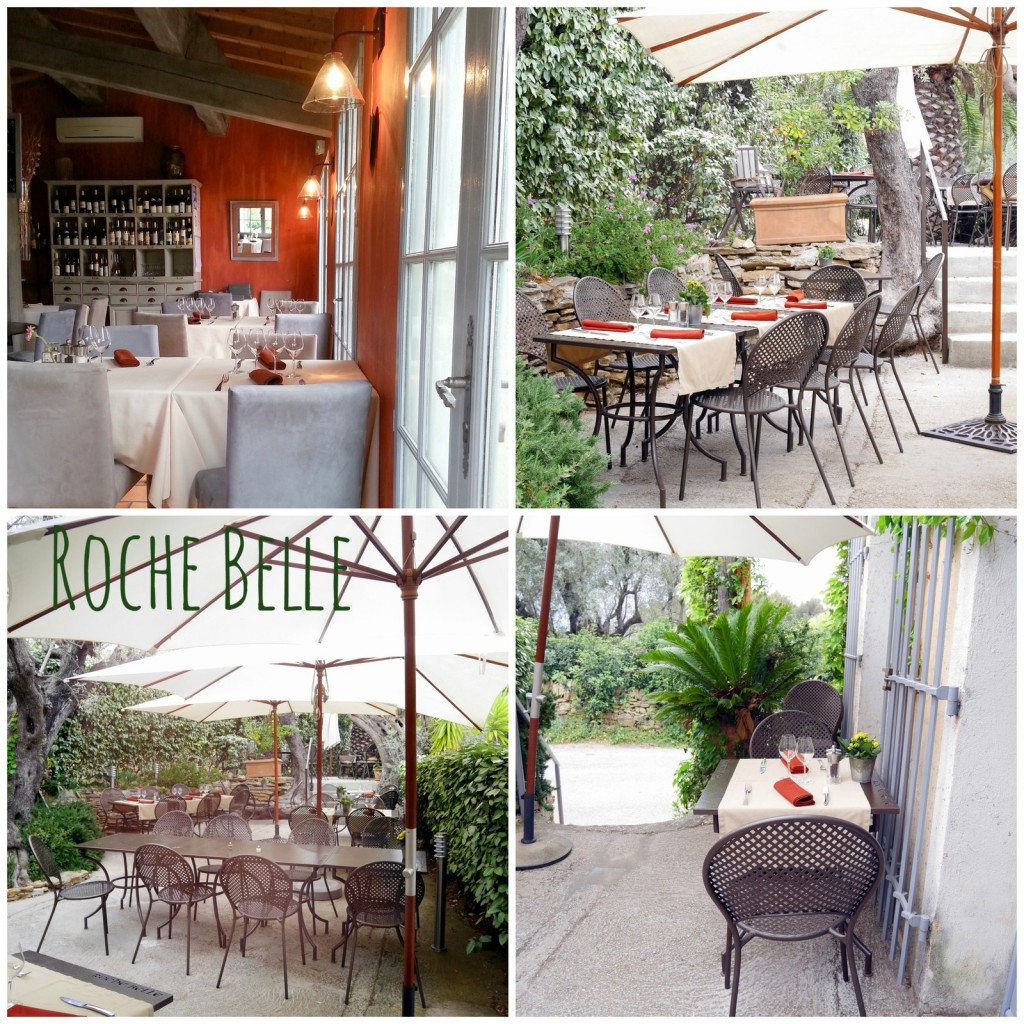 Restaurant Roche Belle Chiffons and co