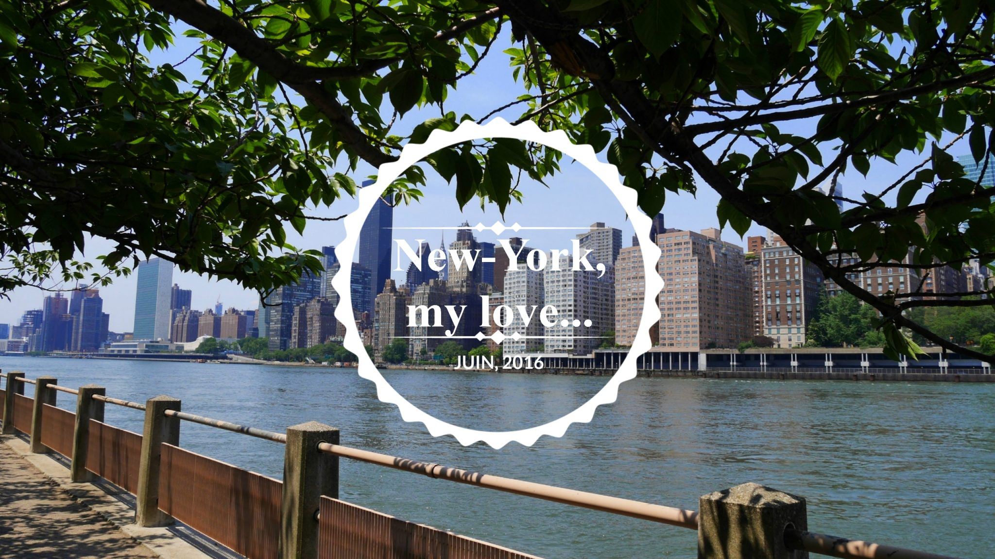 New-York, my love...