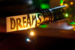 picture of word dream
