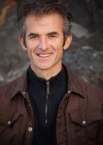 picture of mindfulness teacher Mark Coleman